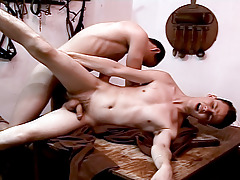 Hot Studs Anal Drilled